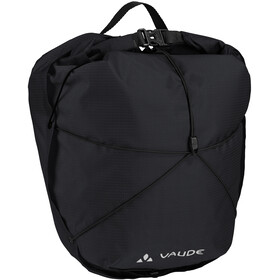VAUDE Aqua Front Light - Bolsa bicicleta - 2 Pieces negro